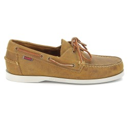 Sebago Docksides Brown Leather
