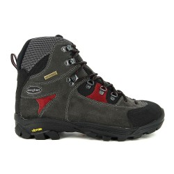 Berghen Romeu Waterproof Anthracite/Red
