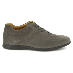 Teague T-Toe Suede Grey