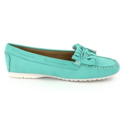 Sebago Meriden Kiltie Light Blue