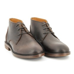 Sebago Bryant Chukka Dark Brown Oiled