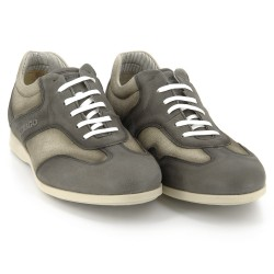 Teague T-Toe Grey/Taupe