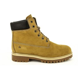 Berghen Lisboa Nubuck Honey