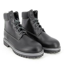 Berghen Lisboa Leather Black
