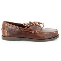 Sebago Docksides Seahorse Leather