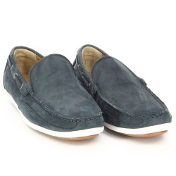 Canton Slip on Navy