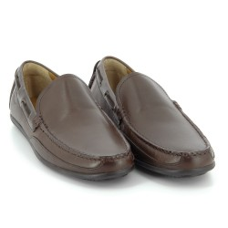 Canton Slip on Brown