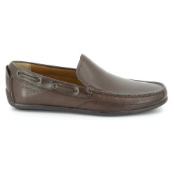 Sebago Canton Slip-On Brown