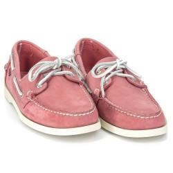 DOCKSIDES Pink Nubuck