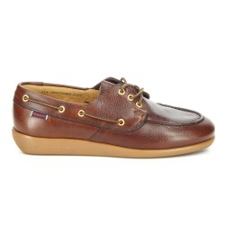 Sebago Jobson Docksides Tan Leather