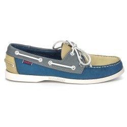 Docksides Light Blue/Blue