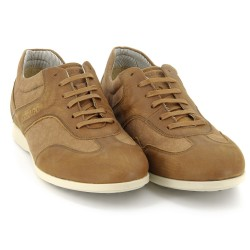 Teague T-Toe Tan Canvas