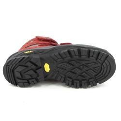 Berghen Sarezzo Velcro Rosso/Grigio