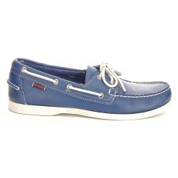 Sebago Docksides Royal Blue
