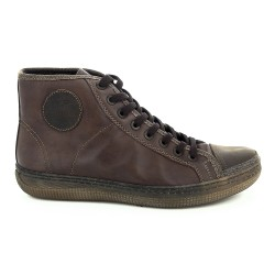 Berghen Dakar High Leather Brown