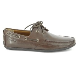 Sebago Canton 2-Eyes Dark Brown