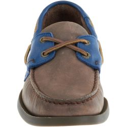 Docksides Dark Taupe/Navy