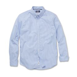 Devin Pepita Check Shirt B.D Lt Blue/White