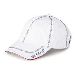 Regatta Cap Sail White