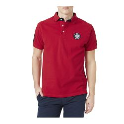 Logan Polo Pique Red