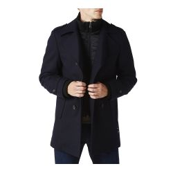 Sebago Pea Coat Navy