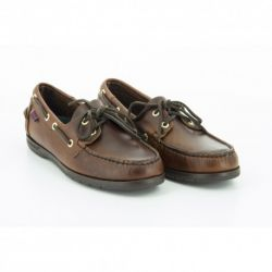 Endeavor Brown Oiled Waxy Leather