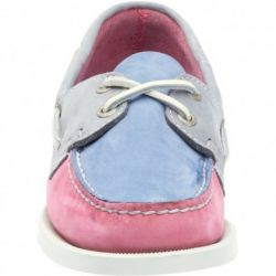 Docksides Limited Edition Blue/Pink/Grey