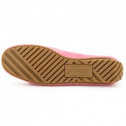 Sebago Harper Kiltie Tie Light Pink Nubuck