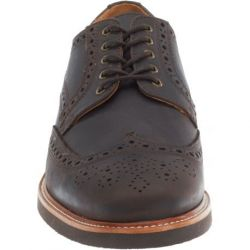 Sebago Tarraco Dark Brown Oiled Leather