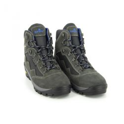 BORMIO Anthracite/Blue