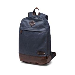 Sebago Canvas Backpack Navy