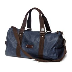 Sebago Canvas Rollbag Navy