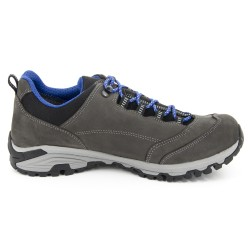 Berghen Morillon Low Anthracite/Blue