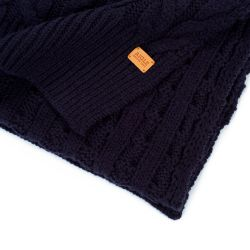 CABYSCARF DARK NAVY