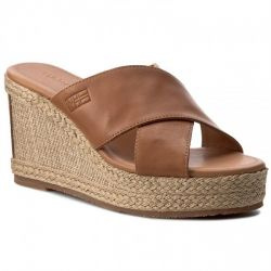ESTHER Leather Tan