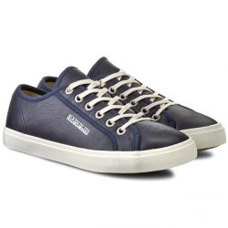 MIA Leather Navy blue