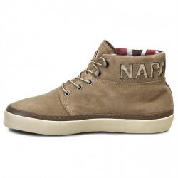 JAKOB Suede Taupe