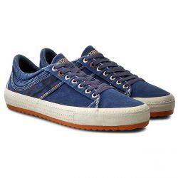 VINCE Canvas Space blue