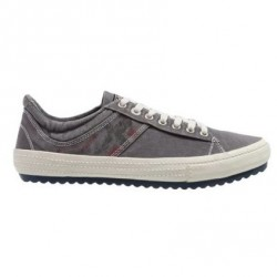 VINCE Canvas Vulcan dark grey