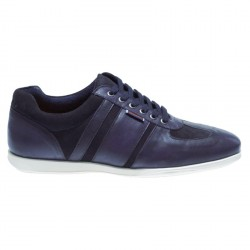 REID LACE UP NAVY LTR/SUEDE