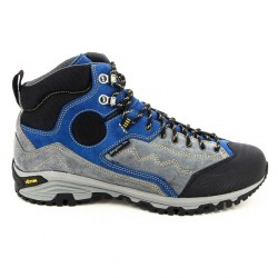 Berghen Cervinia Grey/Royal/Yellow